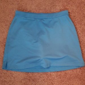 Blue Adida's Women's Golf Skort